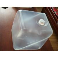 Buy cheap 16L 18L Hospital Favourite Clinical Hemetology Reagent Collapsible Plastic Cubitainers from wholesalers