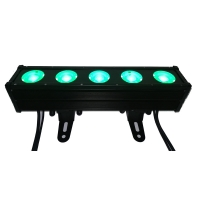 Buy cheap 5PCS 30W COB RGBW 4 in 1 Pixel LED Wall Wash Light Color Changing from wholesalers