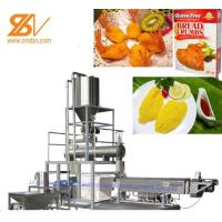 China Stable Performance Bread Crumbs Machine Bread Crumbing Processing Line on sale