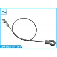China Hoisting Wire Rope And Sling / Stainless Steel Wire Rope Eyelets SGS Pass on sale
