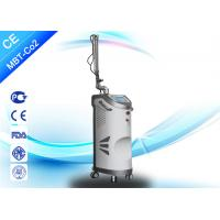 China Anti Aging Wrinkle Remove Un - fractional Co2 Laser Therapy System , Vagina Tight Co2 Laser Machine wholesale