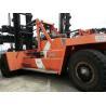 China Diesel Engine Kalmar Used Container Handler 45000 Kg Lifting Capacity wholesale