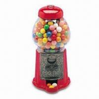 China Petite Carousel Gumball Machine with 9 inches Total Height, Ideal for Gifts on sale