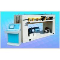 China NC Computer-control Rotary Cut-off Machine, Single Layer or Double Layer wholesale