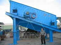 High durability vibrating screen