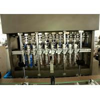 China Automated Pneumatic Filling Machine Beer Bottle Filling Equipment wholesale
