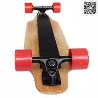 China Automatic Skateboard Remote Controlled Longboard With Electric Motor wholesale