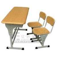 Quality Double Student Desk and Chair (GT-47) for sale