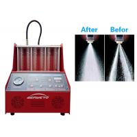 China Stp Petrol Ultrasonic Injector Cleaner Machine Strong Testing 27kg Weight on sale
