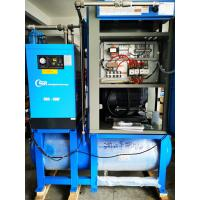 China Stationary Screw Drive Air Compressor , Small Medical Air Compressor  on sale