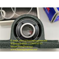 China Inch Size NSK UCP306-101D1 Pillow Block Bearing Unit 1 1/16 Bore size  120° Set Screw Placement on sale