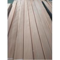 China CHEAP Tiger Flake Red Oak Natural Wood Veneer in 0.5mm thickness wholesale