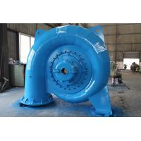 China High output 200KW-10MW Francis Turbine / horizontal hydro turbine / fresh water turbine generator with wholesale