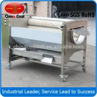 China ZM-608 Amphisarca cleaning&peeling machine with high quality wholesale