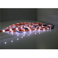 China Super Bright 8 Foot Led Strip Lights3527SMD Light Dispersement 2 Years Warranty wholesale