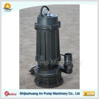 China cast iron submersible sewage pump with cutter wholesale