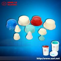 China Liquid Pad Printing Silicone Rubber Material wholesale