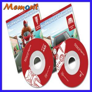 China Modificado para requisitos particulares/OEM DVD-5: 4.7G/DVD-9: 8.5G/DVD-10: servicio de copiado del DVD de 9.4G 120m m wholesale