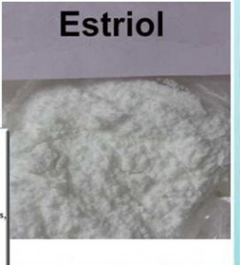 Buy cheap No Side Effect Female Sex Hormone Estriol Powder Estrogen Blocker Steroids CAS from wholesalers