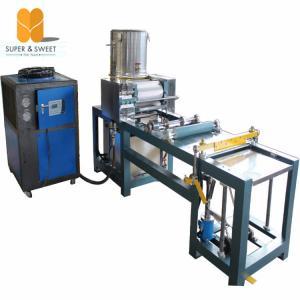 China Full Automatic Foundation Sheet Machine Honeycomb Foundation Equipment wholesale