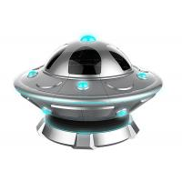 China The Ninth Planet Attractive UFO Design 9D Cinema Simulator Game With 5 Seats wholesale