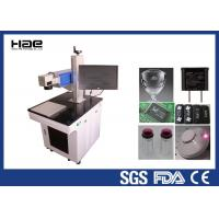 Air Cooling UV Laser Marking Machine 800W For Metal / Non Metal Marking