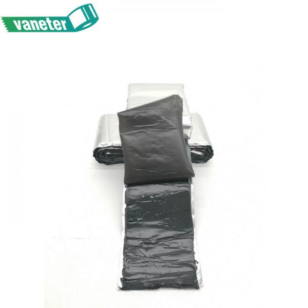 Quality Custom Flashing Butyl Rubber Sealant Roll 3mm Thickness Aluminum Roof for sale