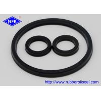 China High Pressure Rubber Oil Seals , Rubber Hydraulic Industrial Oil Seals Durable wholesale