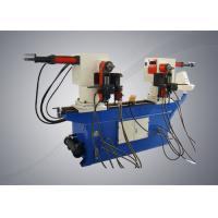 China Semi Automatic Double Head Pipe Bending Machine For Boiler Bending SW38 - 90° wholesale