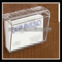 China Outdoor Business Card Holder CLEAR LID wholesale
