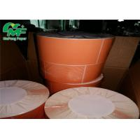 China General Printing Label Printer Paper Rolls Offset Surface Permanent Adhesive wholesale