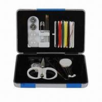 China Sewing kit, Made of ABS, Measures 9x6x1.7cm wholesale