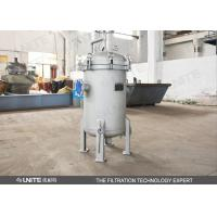 China High Capacity Multi-Bag Filters Housing for Liquid Filtration wholesale