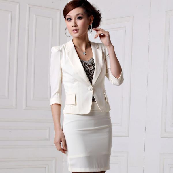 ladies office uniform suits images.