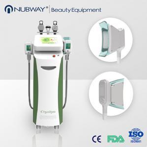 China Hot promotion!!! Slimming beauty equipment multifunctional cryolipolysis cool lipo sculpti wholesale