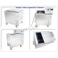 Industrial Ultrasonic Cleaning Machine Auto Maintenance For Heavy Oily Components Degrease