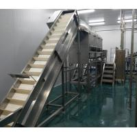 China 6000LPH Automatic Control Fruit Processing Equipment For Coconut Milk Drink wholesale