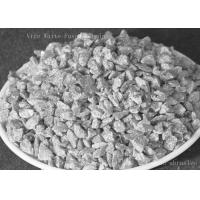 China 1-3 mm Vice white fused alumina high alumina refractory products Metallurgical Materials wholesale