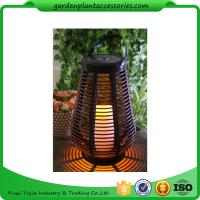 China Decorative Outdoor Lighting / Rattan Garden Lights For Home Decoration wholesale