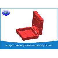 China Rotational Moulding For Plastic Military Case By A356 Aluminum Rotational Mold wholesale