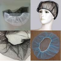China Comfortable Nylon Disposable Surgical Hats Breathable Environmentally Friendly wholesale
