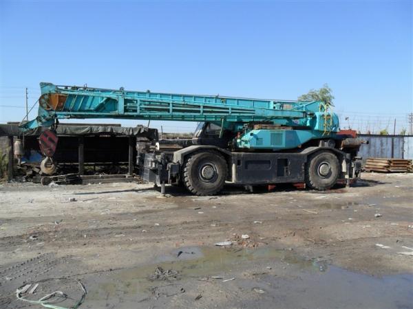 Terrain Crane Hs Code : Used cranes sale images