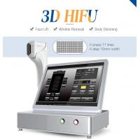 """China Ultrasound 3D Hifu Machine 15 """" Screen One Shot 11 Lines With Aluminum Material wholesale"""