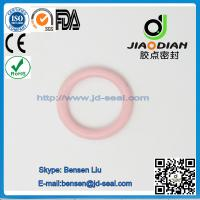 China Global O Rings Manufacturer of size range AS 568 JIS2401 on Short Lead Time with SGS CE ROHS FDA Cetified(O-RINGS-0086) wholesale