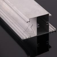 China Easy for Install Israel Alloy CQC Big Size OEM Aluminum Windows Mill Finish on sale