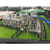 China House Architectural Model Building For Residence With Internal Light 2.1 * 2.1M wholesale
