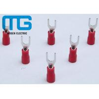 China cheaper price red insulator tube electric cable Insulated Wire Terminals SV TU-JTK wholesale