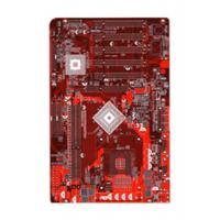China 8-layers Red Soldermask board wholesale