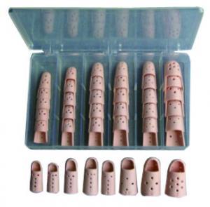 China Polypropylene Medical Finger Splint Finger Immobilizer For Finger Joint Pain wholesale