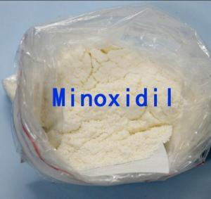 Buy cheap Minoxidil Rogaine employé pour traiter la poudre crue de calvitie et de perte des cheveux de mâle-modèle from wholesalers